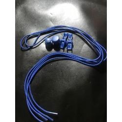 Atacadores elásticos Azuis (Disponíveis brevemente)